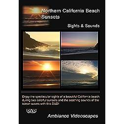 Northern California Beach Sunsets