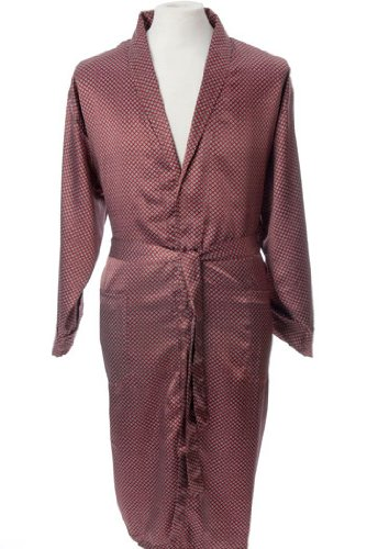 Rael Brook mens patterned dressing gown