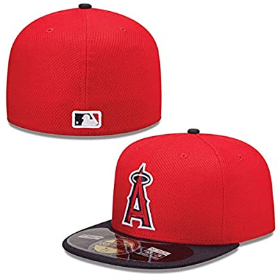 Anaheim Angels 2013 Batting Practice 59Fifty Baseball Fitted Cap
