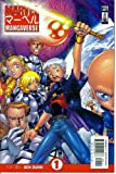 img - for Marvel Mangaverse #1 : Hungry Planet (Marvel Comics) book / textbook / text book