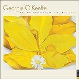 Georgia O'Keeffe: 2009 Wall Calendar (0789317729) by Art Institute Of Chicago