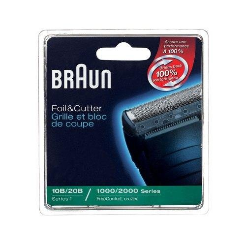 Braun/Oral-B-Div Of P & G Repl Shaver Foil Series1 10B Shaver Parts And Accessories