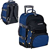 High Sierra Carry-On Wheeled Backpack by High Sierra