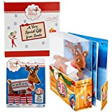 Elf on the Shelf Reindeer Pet with Bonus Polar Patterned Christmas Outfit - Direct From North Pole in Limited Official Gift Box