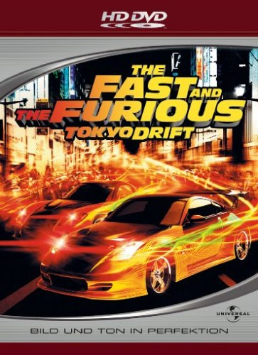 The Fast and the Furious: Tokyo Drift [HD DVD]