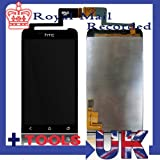 Full completed lcd screen display+touch digitizer assembly for HTC one V T320e ~ UK