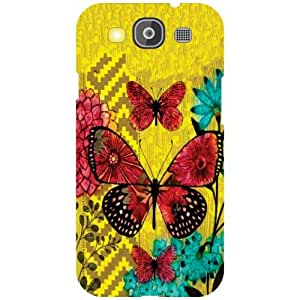 Samsung Galaxy S3 Neo Back Cover - (Printland)