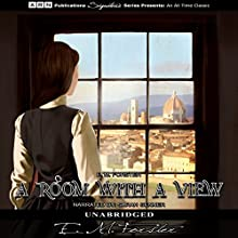 A Room with a View Audiobook by E.M. Forster Narrated by Sarah Genner