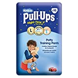 Huggies Pull Ups Night Time Potty Training Pants for Boys Size 6 Large 16-23kg (10)