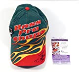 Tony Stewart Signed Bass Pro Baseball Hat Auto DA023006 - JSA Certified - Autographed NASCAR Miscellaneous Items