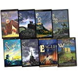 Jack Whyte The Camulod Chronicles (8 Books): The Eagle''s Brood / The Saxon Shore / The Fort at River's Bend / The Skystone / The Singing Sword / The Lance Thrower / The Sorcerer: Metamorphosis / Utherby Jack Whyte