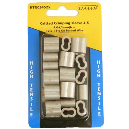 Zareba Htgcs4525 Gritted Crimping Sleeve 4-5