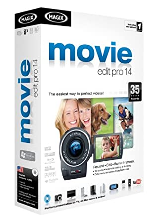 Movie Edit Pro 14 [OLD VERSION]