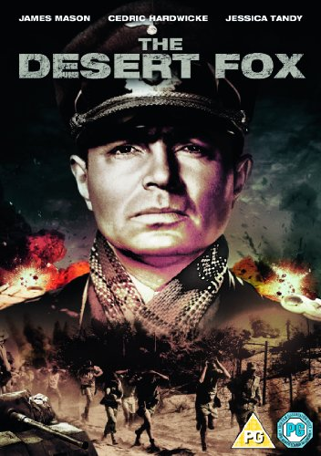 The Desert Fox [DVD] [1951]