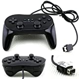 HOT ! Wired Game Controller Pro Enhance Version for Nintendo Wii Classic 2nd
