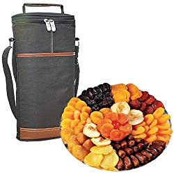 Travel Cooler & Dried Fruit Tray