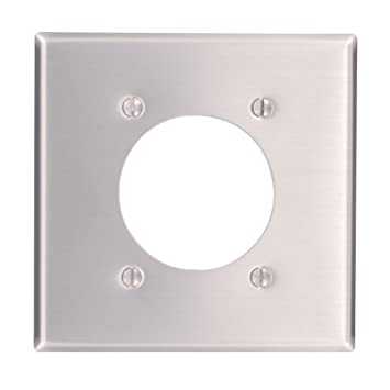 Westinghouse  Clear  2 gang Plastic  Wall Plate Shield  1 pk