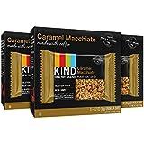 KIND Healthy Grains Granola Bars, Caramel Macchiato, 1.2oz bars, 15 Count