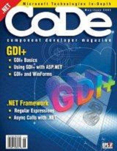 CODE Magazine - 2003 - May/June