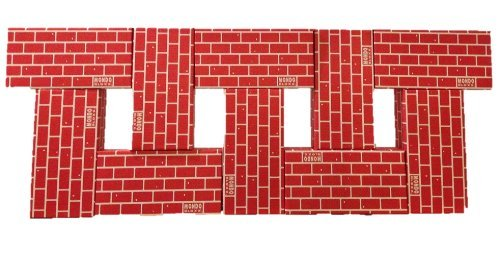 Mondo Bloxx 40 Pack Cardboard Block Brick Set