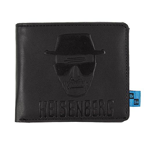 Portafogli Breaking Bad Heisenberg (Nero)