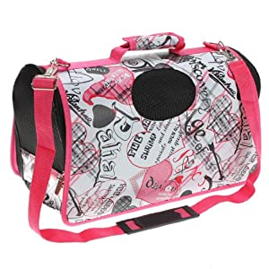 Advanced Soft Portable Dog Pet Puppy Travel House Kennel Tote Crate Carrier Bag