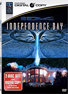 Independence Day Digital Copy from 20th Century Fox