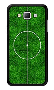 """Humor Gang Football Love Minimalistic Printed Designer Mobile Back Cover For """"Samsung Galaxy A5"""" (3D, Glossy, Premium Quality Snap On Case)"""