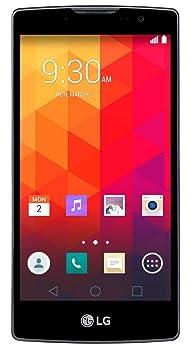 LG Spirit Y70 Smartphone débloqué  Titane (import Allemagne)