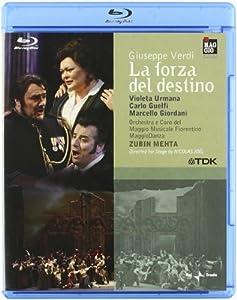 Verdi La Forza Del Destino Blu-ray 2009 by TDK