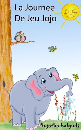 Couverture du livre La Journée De Jeu De Jojo: Livre d'images pour les enfants (Livre pour enfants t. 1)