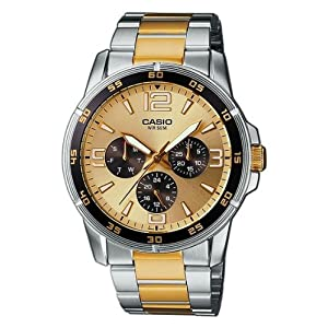 CASIO MTP-1299SG-9AVDF Watch (A482)