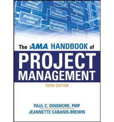 the-ama-handbook-of-project-management-hardback-common