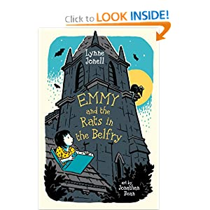 What My Kids Read Reviews Emmy and the Rats in the Belfry by Lynne Jonell