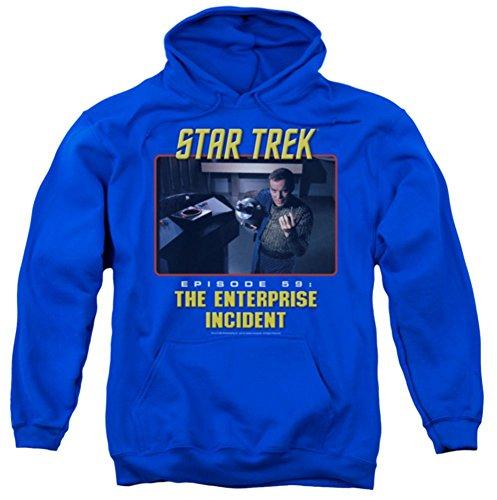 Hoodie: The Enterprise Incident Star Trek The Original Series CBS280AFTH