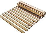 Rollrost-90x200-10-Leisten-auf-2-meter-verteillt-nicht-verstellbar-unverstellbar-Fichtenholz-Rolllattenrost-geeignet-fr-Kinderbetten