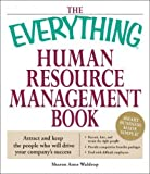 img - for The Everything Human Resource Management Book book / textbook / text book