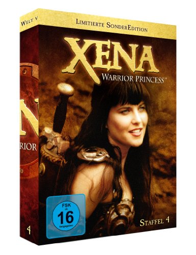 Xena - Staffel 4 *Limited Edition* [6 DVDs]