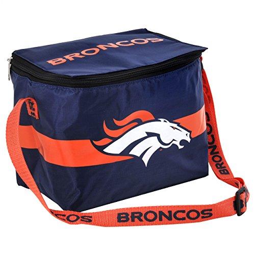 NFL Denver Broncos Big Logo Lunch Bag