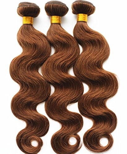 YAMI-7a-Brazilian-Body-Wave-4-3-Bundles-Brazilian-Virgin-Hair-300g-Hair-Products-Human-Hair-Weave-Bundles-Brown