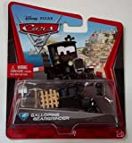 Disney Pixar Cars 2 - The Galloping Geargrinder