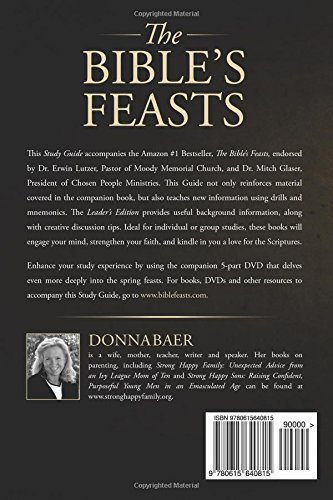 The Bible's Feasts Study Guide