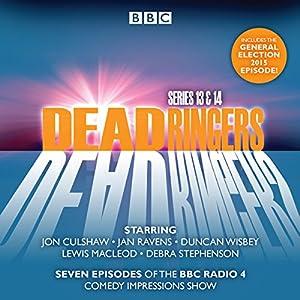 Dead Ringers Series 13 & 14 Radio/TV Program