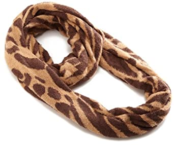 Collection XIIX Women's Chammy Animal Loop, Hammock Brown, One Size