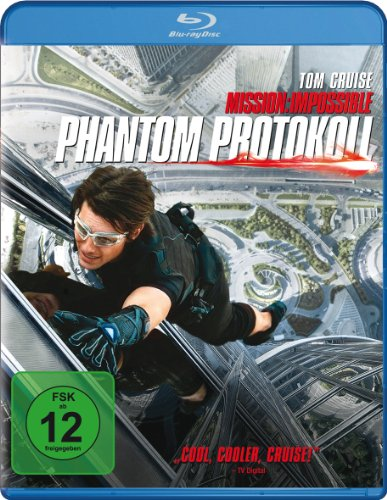 Mission: Impossible 4 - Phantom Protokoll [Blu-ray]