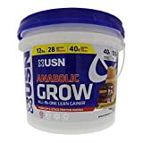 USN Supplements Anabolic Grow All in One Lean Gainer, Chocolate Peanut Butter, 12 Pound (Color: Chocolate Peanut Butter, Tamaño: 12 Pound)
