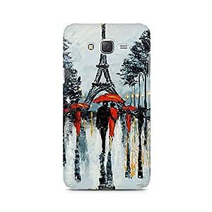 Mobicture Pattern Premium Designer Mobile Back Case Cover For Samsung J7