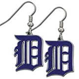 MLB Detroit Tigers Dangle Earrings