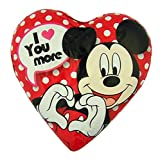 Disney's Mickey Mouse Hollow Milk Chocolate Heart Candy, 2.47 oz