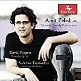 Tsidtsadze: 5 Pieces on Folk Themes - Popper: Tarantella, Op. 33 Amit Peled